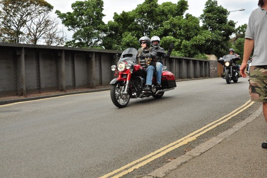 Saturday Ride Out 6
