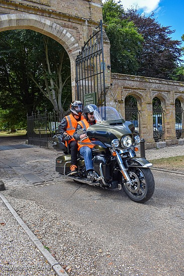 Saturday Rideout 3 - Holkham Hall