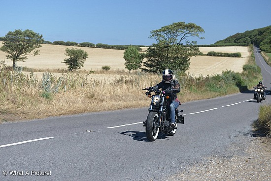 Saturday Rideout 6 - Coast road to Weybourne